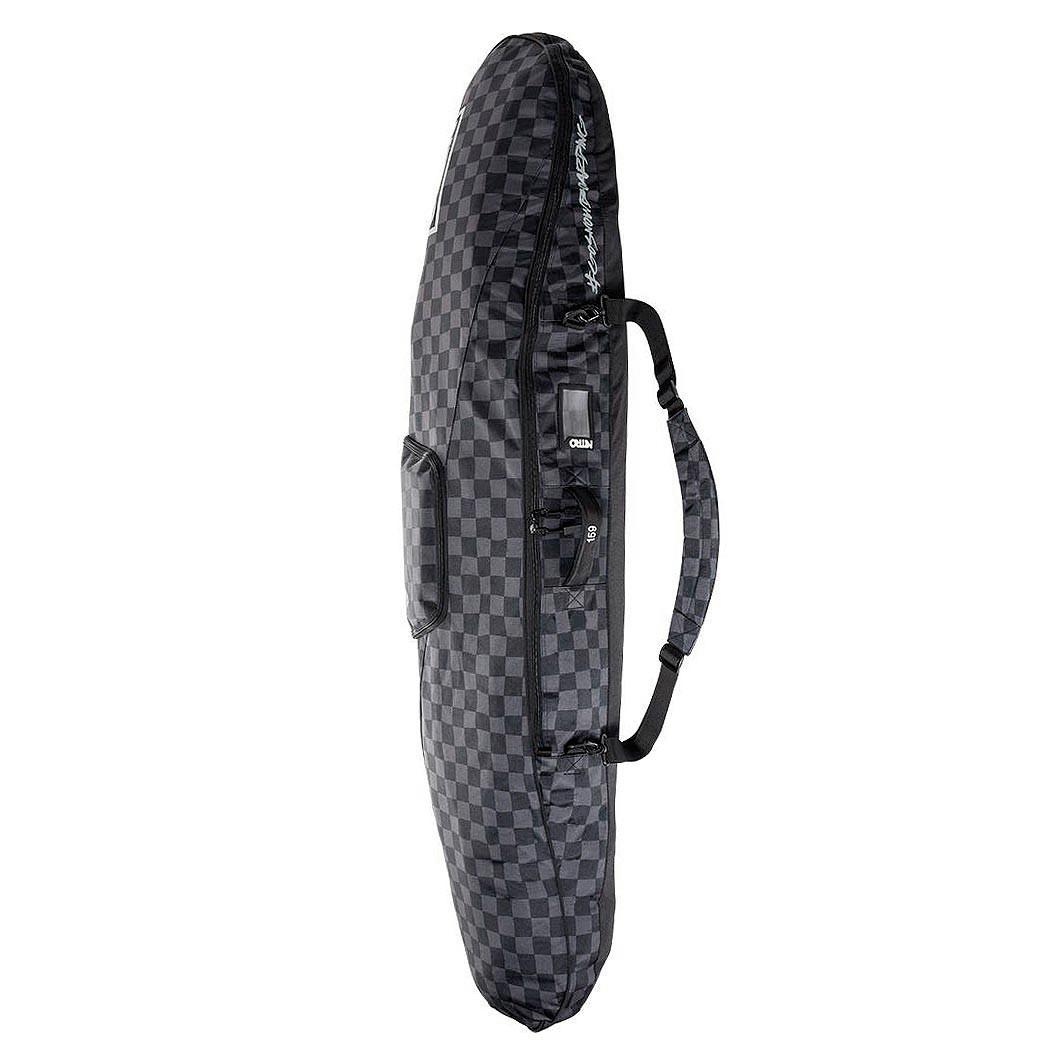 Obal na snowboard Nitro Sub black checker
