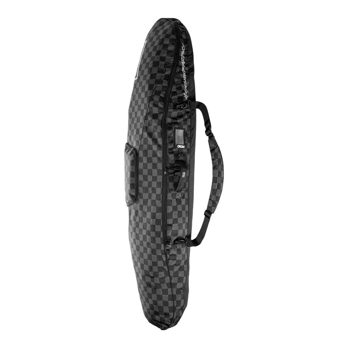 Obal na snowboard Nitro Sub Board Bag checker