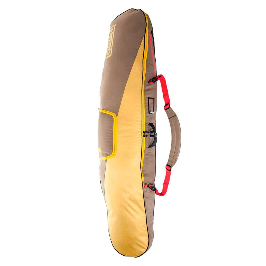 Obal na snowboard Nitro Sub Board Bag golden mud vel.159 16/17 + doručení do 24 hodin