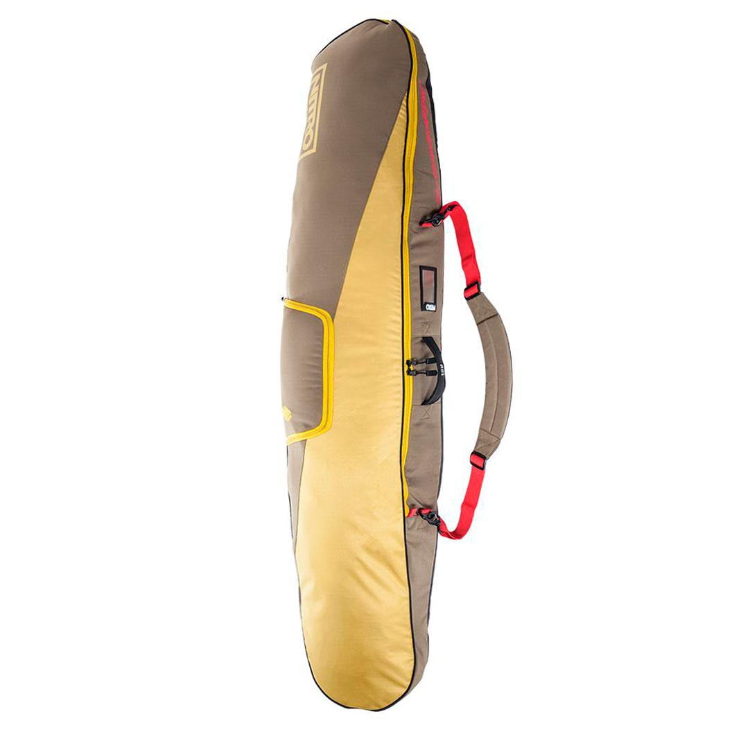 Obal na snowboard Nitro Sub golden mud