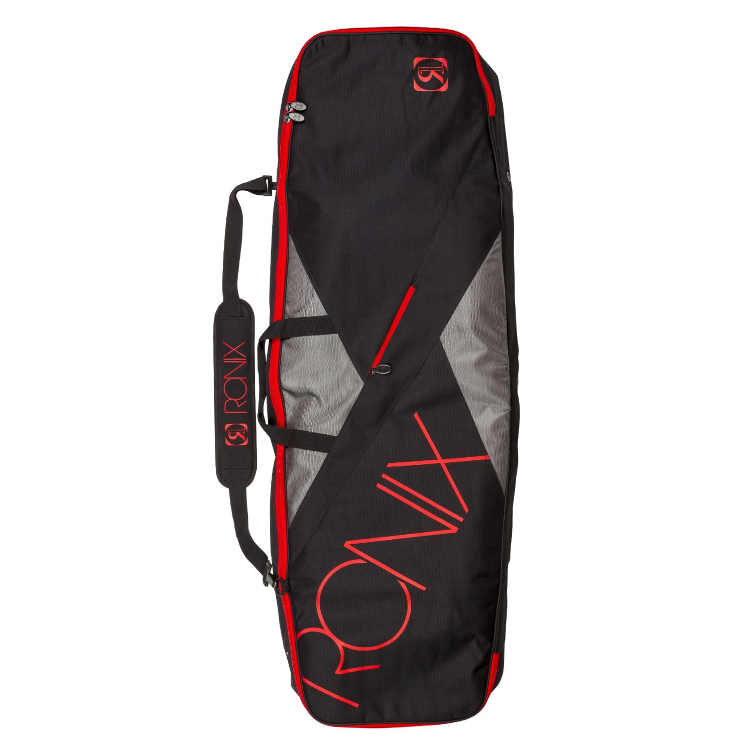 Obal Ronix Battalion Padded black/caffeinated