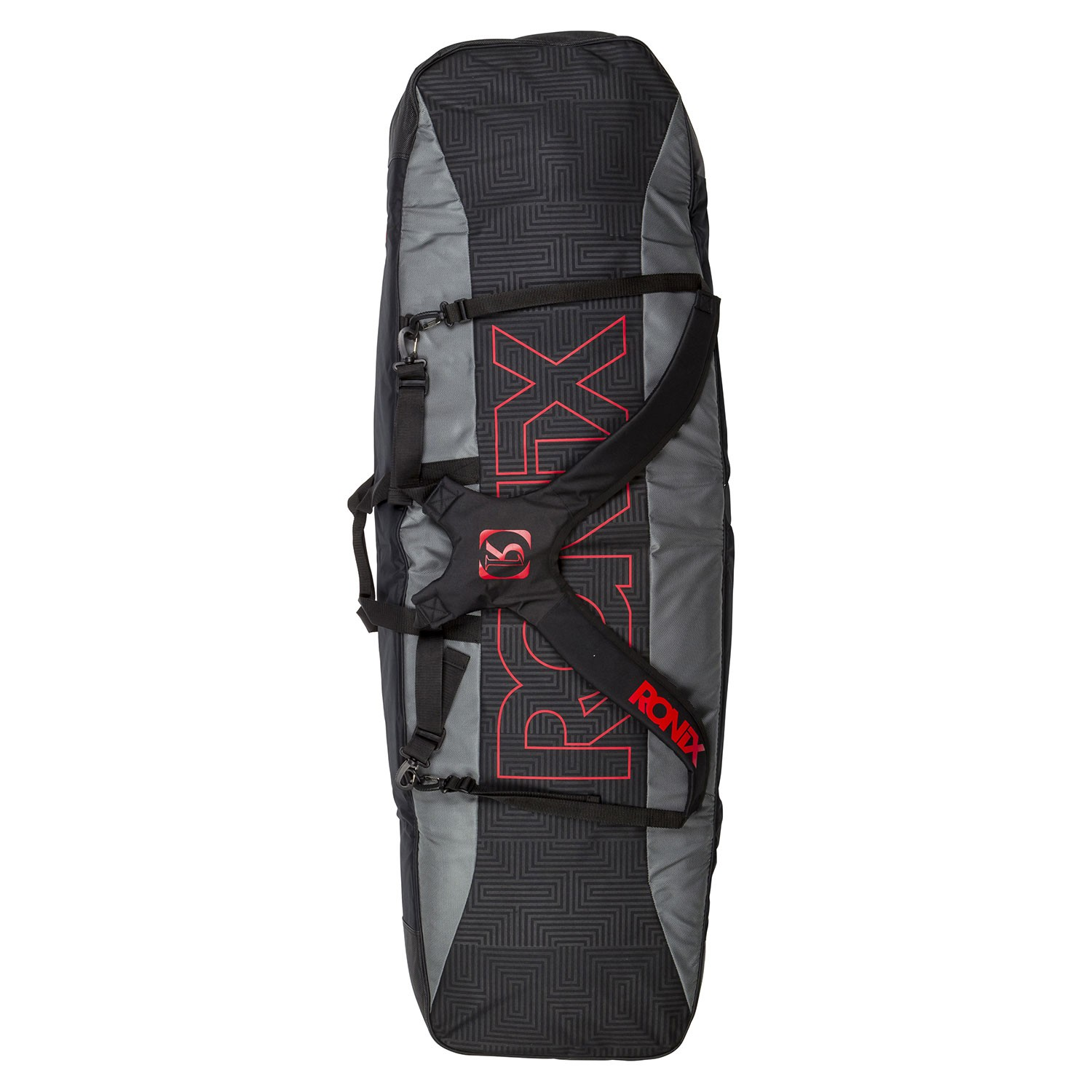 Obal Ronix Links Padded Backpack black/cafeinated