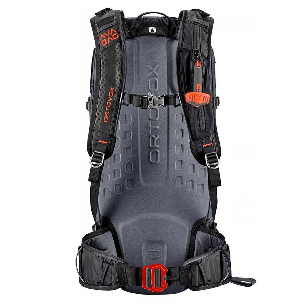 Ortovox Ski Backpack: Snowboard Backpack Ortovox Ascent 30 Avabag Blue Ocean