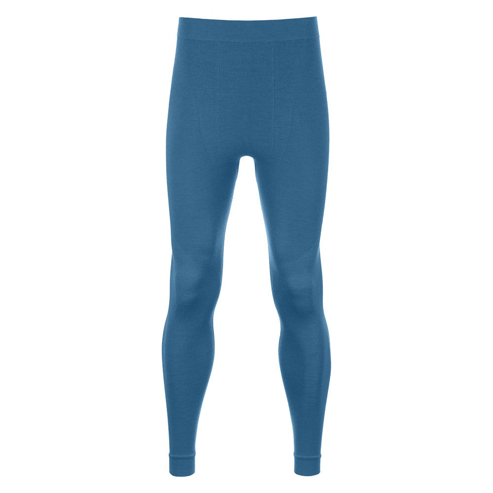Spodky Ortovox Competition Long Pants blue sea