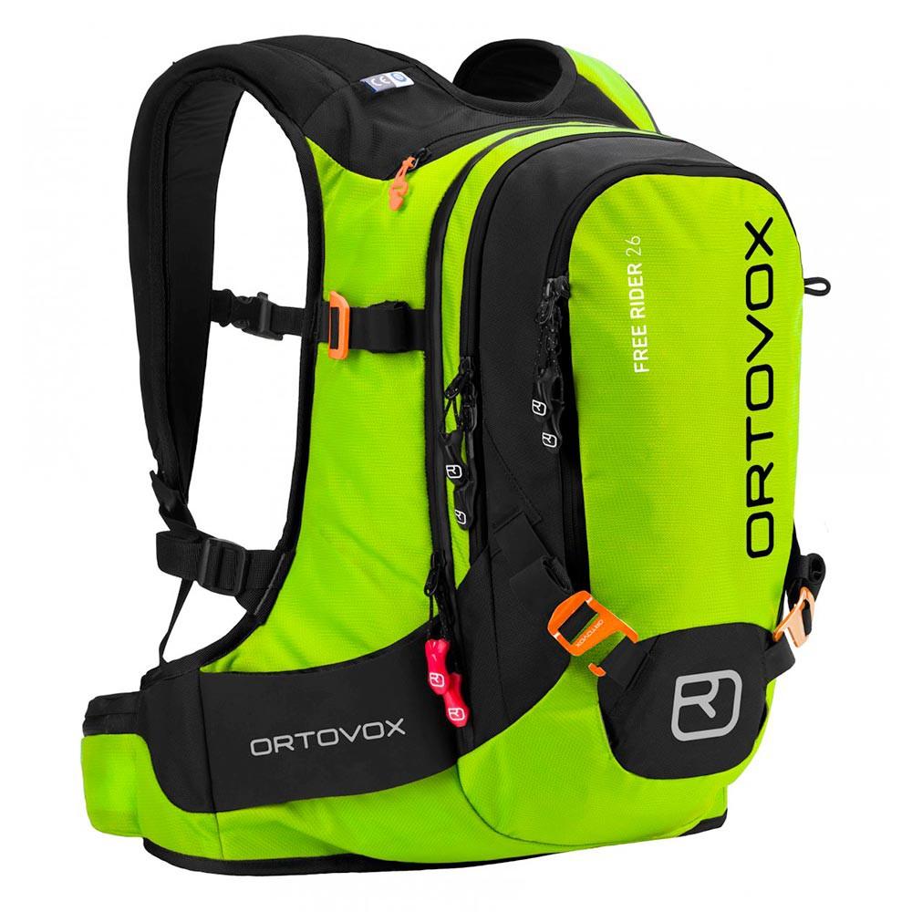 Batoh na snowboard Ortovox Free Rider 26 happy green vel.26L 16/17 + doručení do 24 hodin