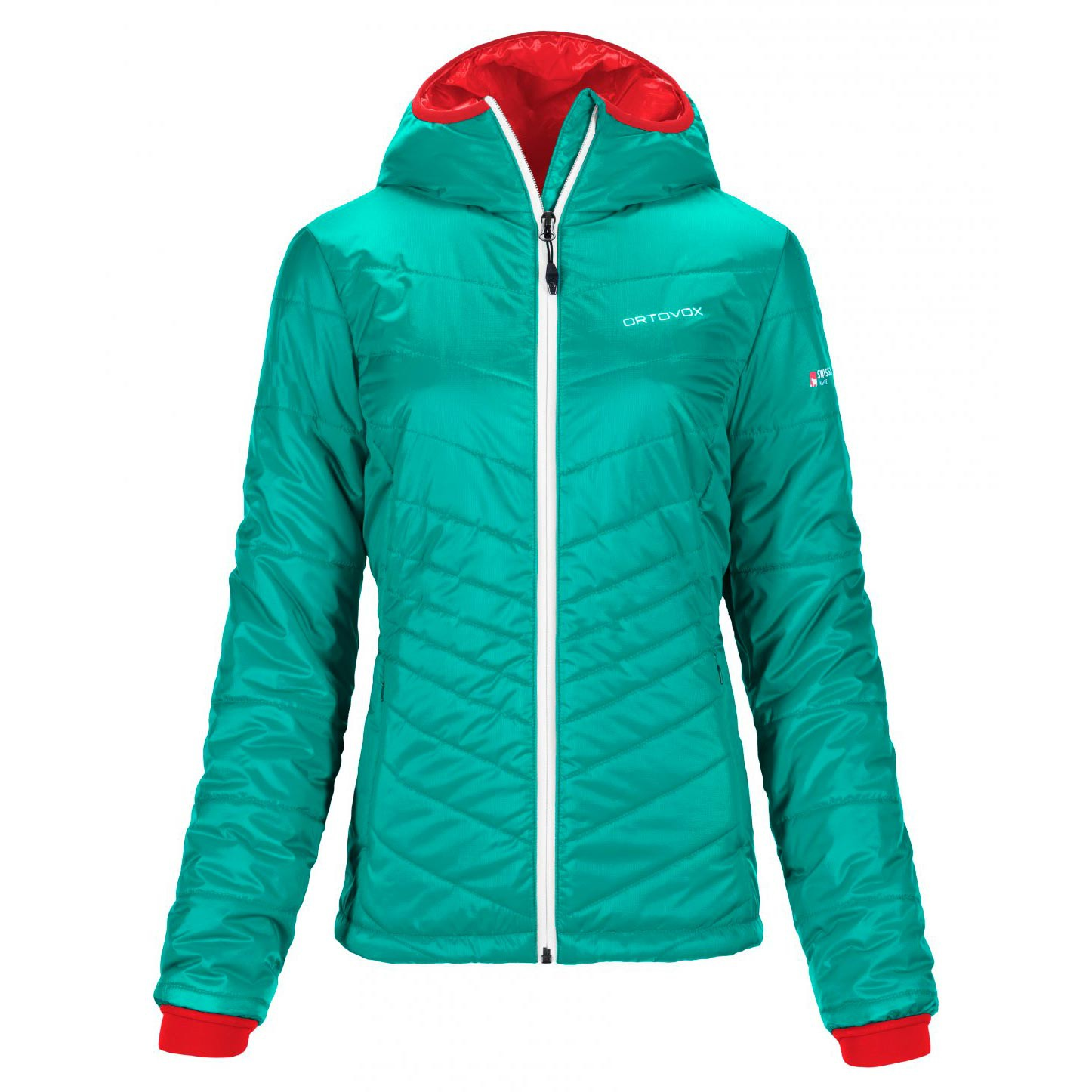 Ortovox Piz Bernina Jacket aqua
