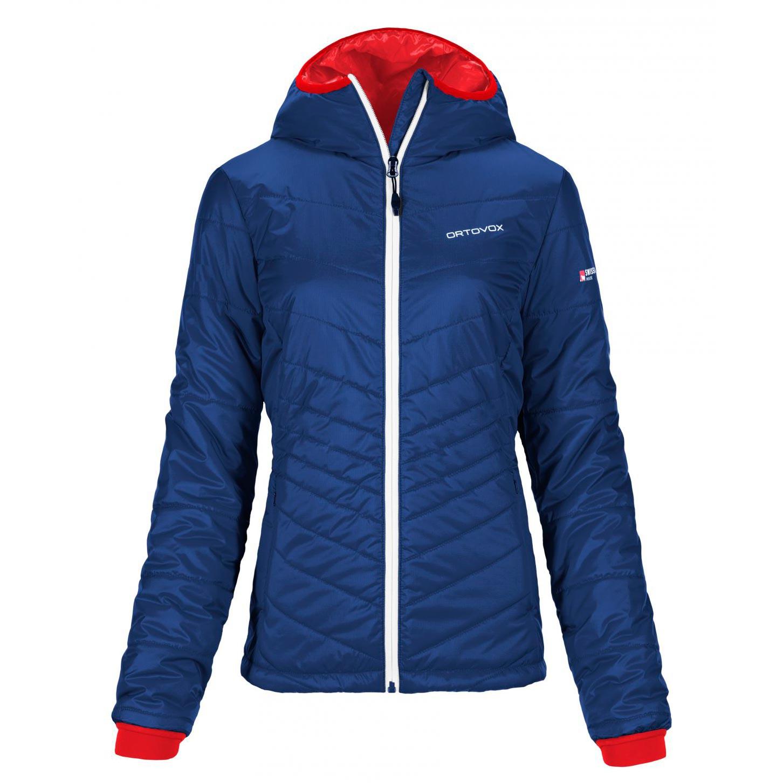 Ortovox Piz Bernina Jacket strong blue