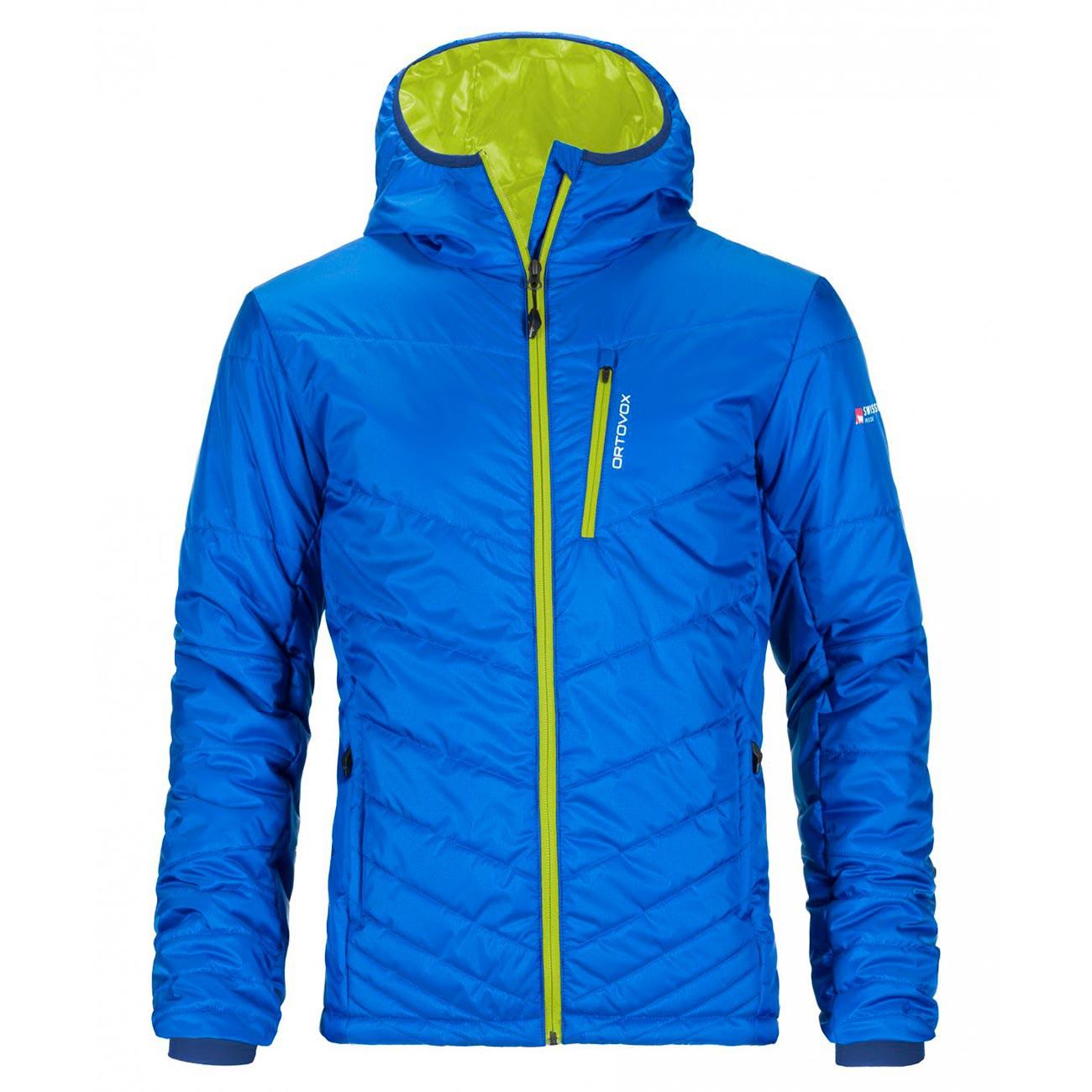 Ortovox Piz Bianco Jacket blue ocean