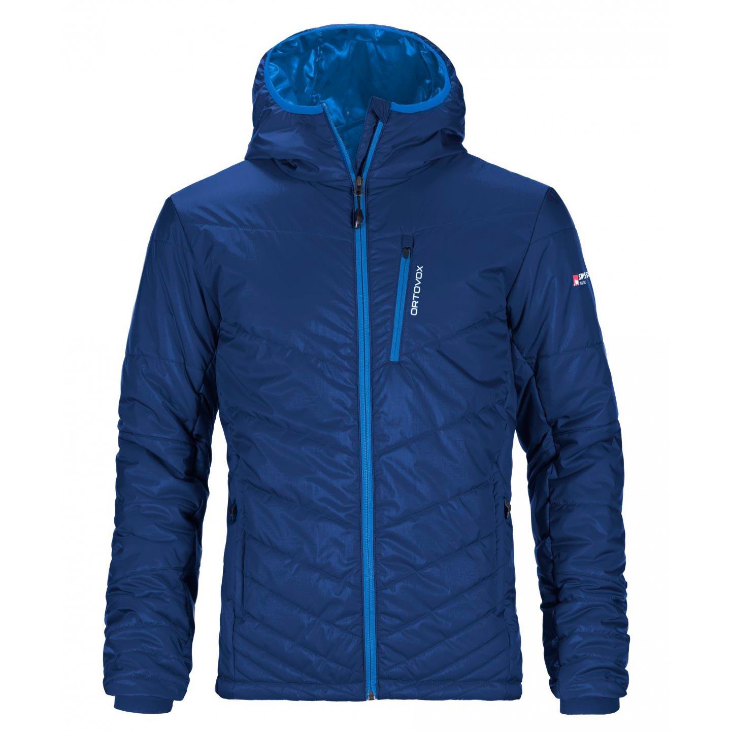 Ortovox Piz Bianco Jacket strong blue