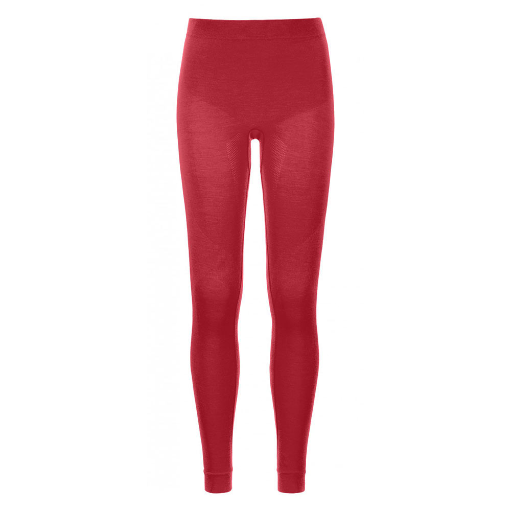 Spodky Ortovox Wms Competition Long Pants hot coral
