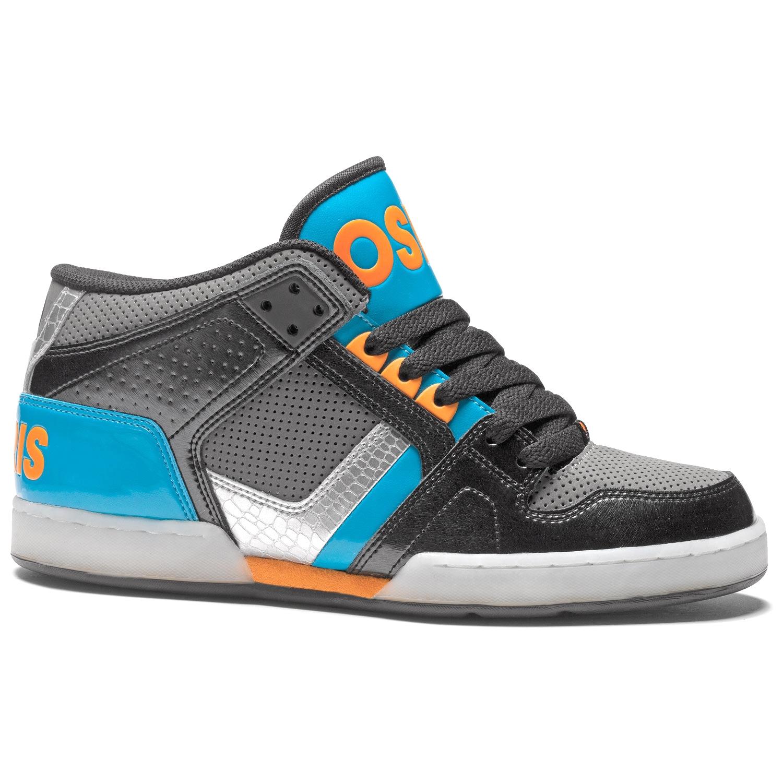 Osiris Nyc 83 Mid black/chr/blue