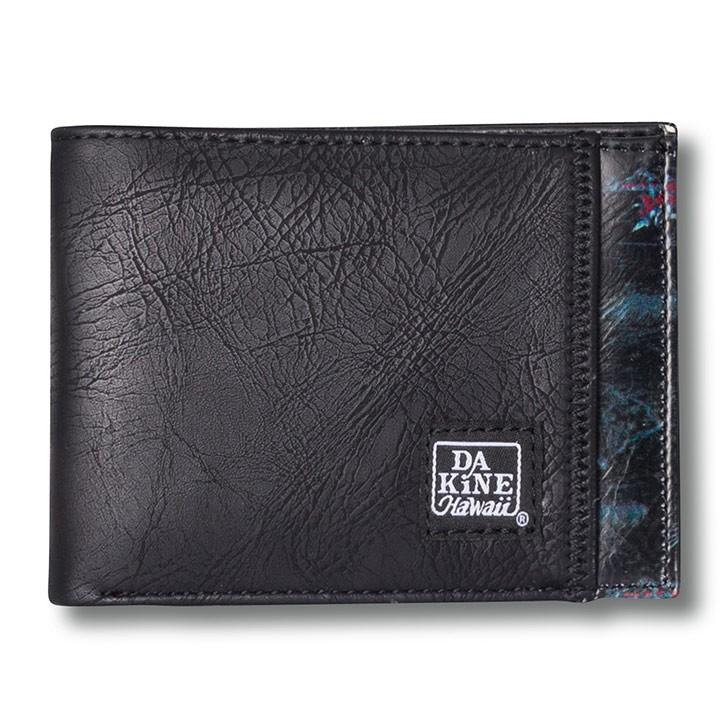 Peněženka Dakine Conrad black grid