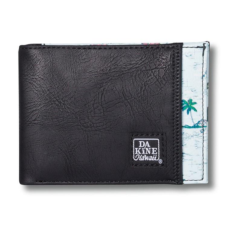 Peněženka Dakine Conrad black/tradewinds