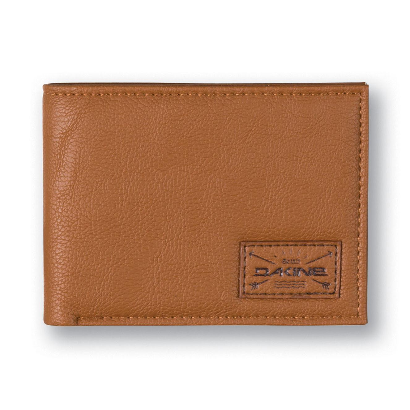 Peněženka Dakine Riggs Coin brown