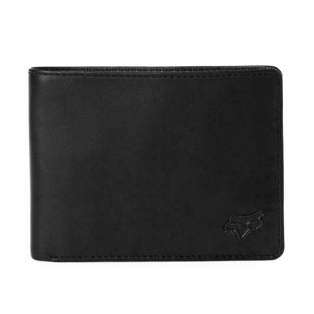 Peněženka Fox Bifold Leather black