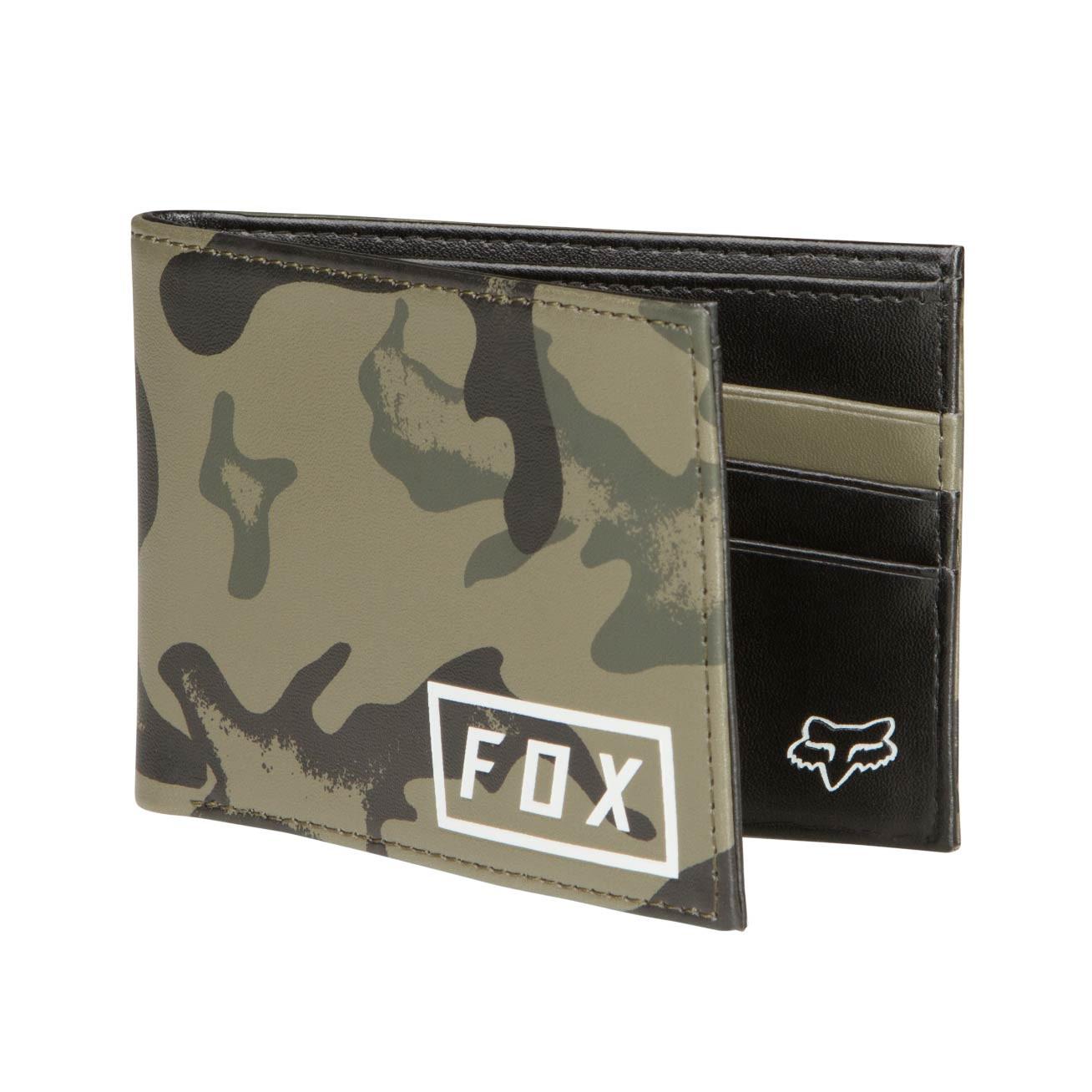 Peněženka Fox Camo Pinned camo