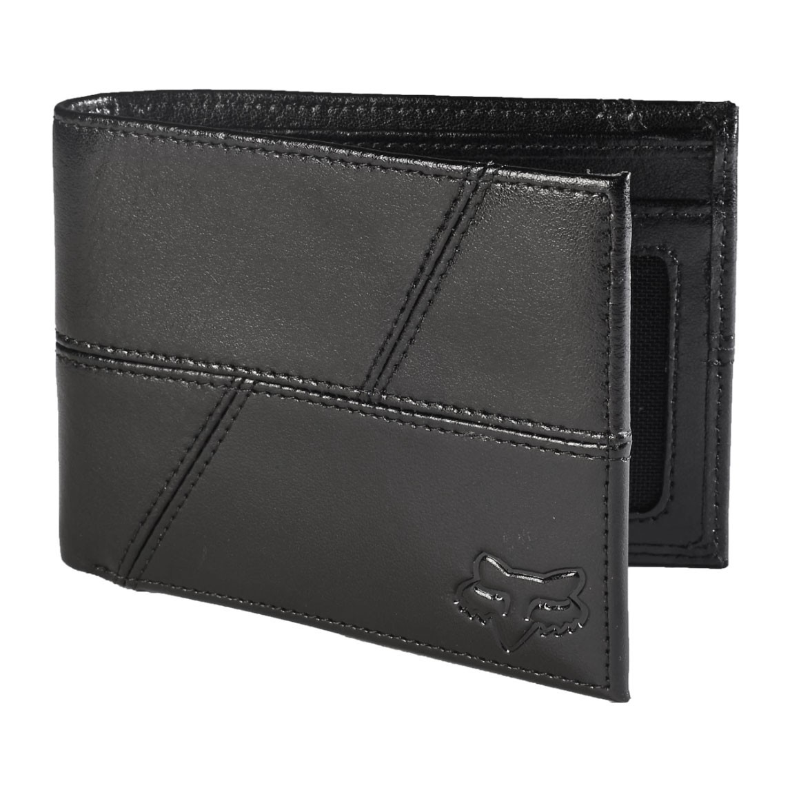 Peněženka Fox Edge Leather black