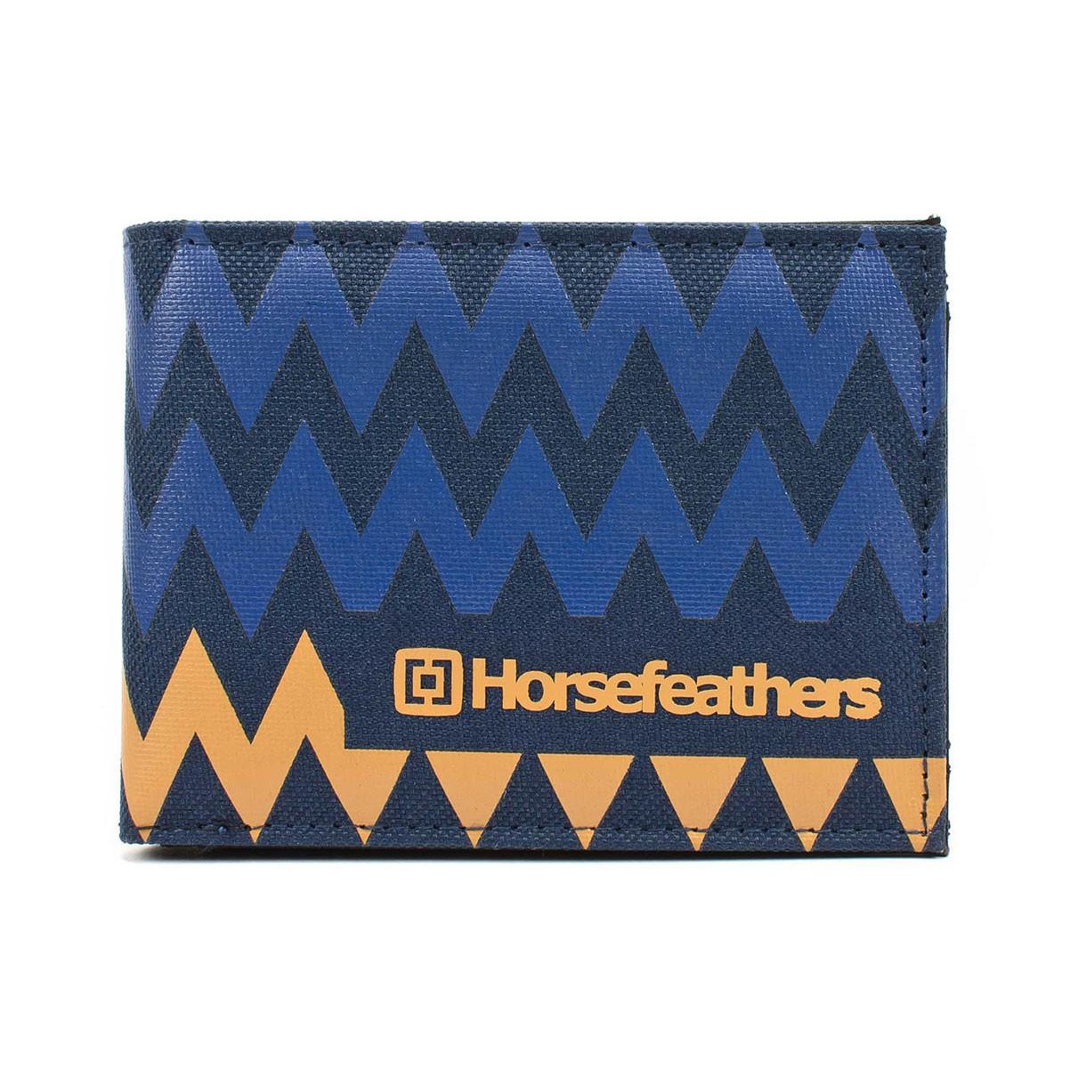 Peněženka Horsefeathers Steve blue
