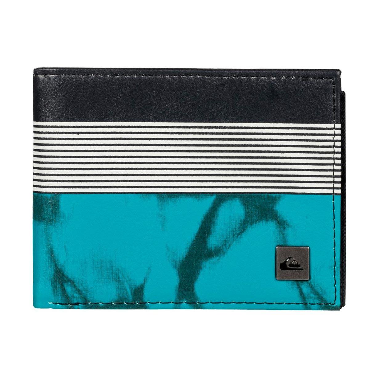 Peněženka Quiksilver Freshness II bp highdye scuba blue