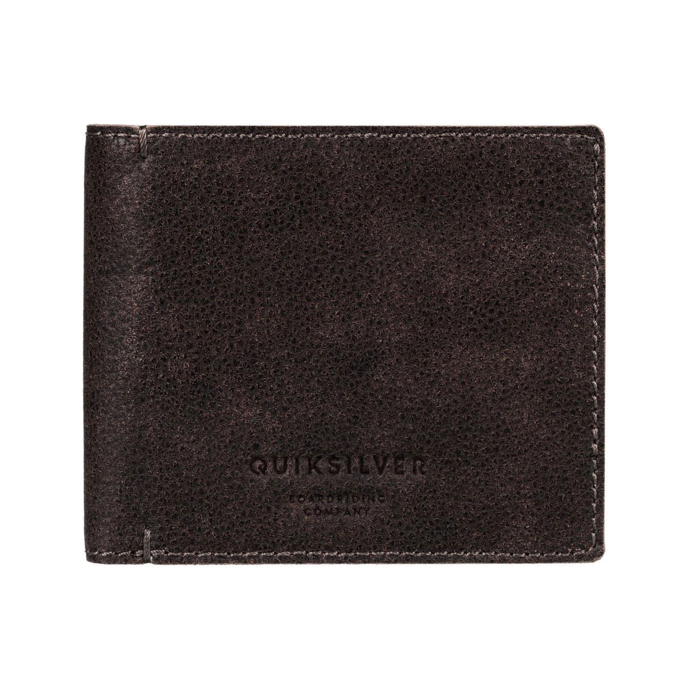 Peněženka Quiksilver Mack Ii Plus black