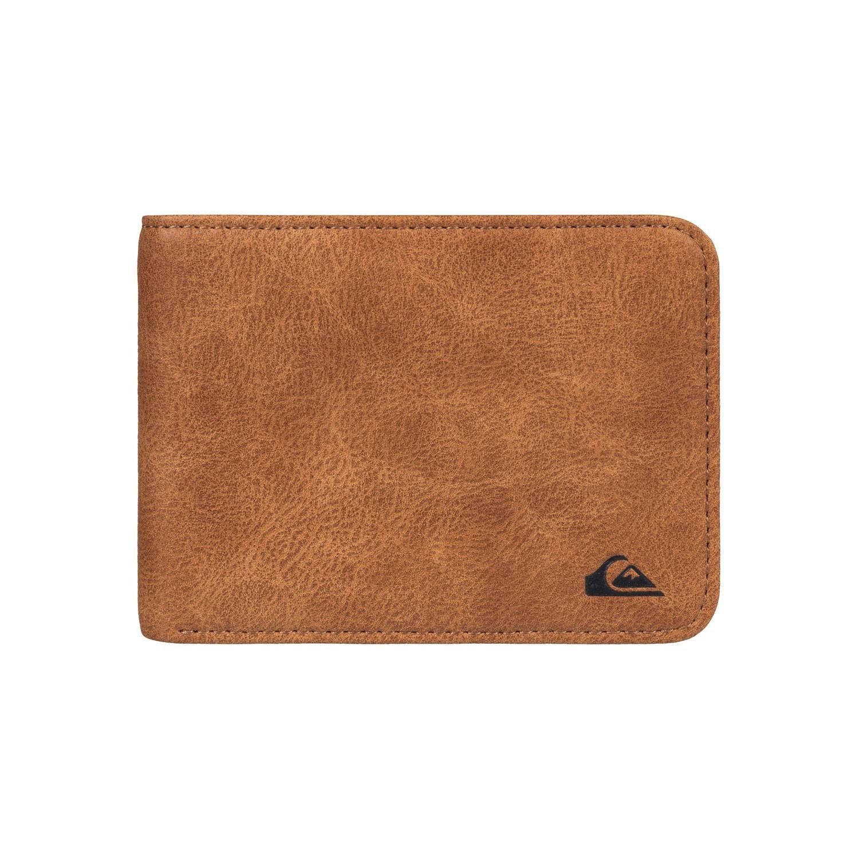 Peněženka Quiksilver Slim Vintage Ii tan leather