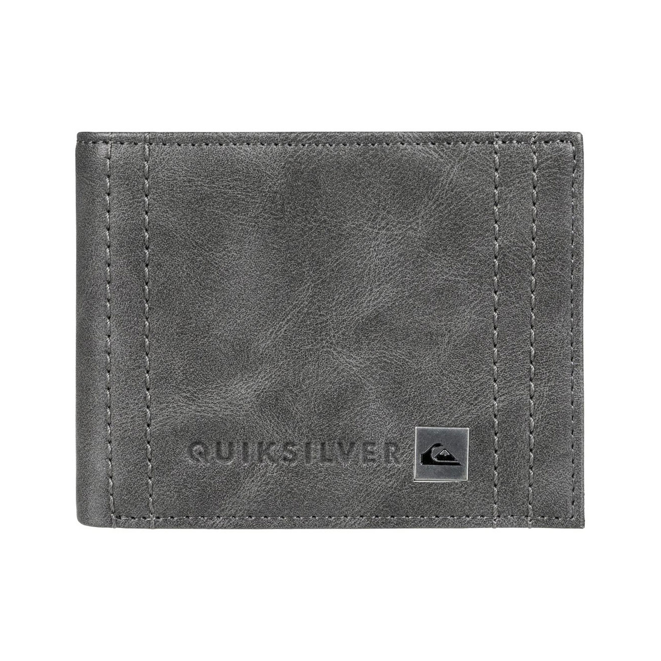 Peněženka Quiksilver Stitchy Wallet quiet shade