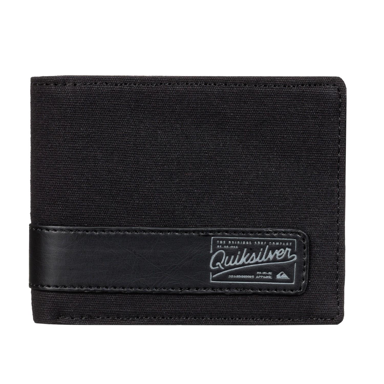 Peněženka Quiksilver Supplied black