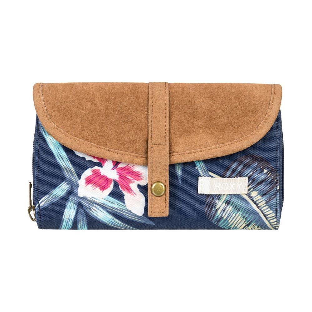 Peněženka Roxy Carribean Wallet dress blue isle