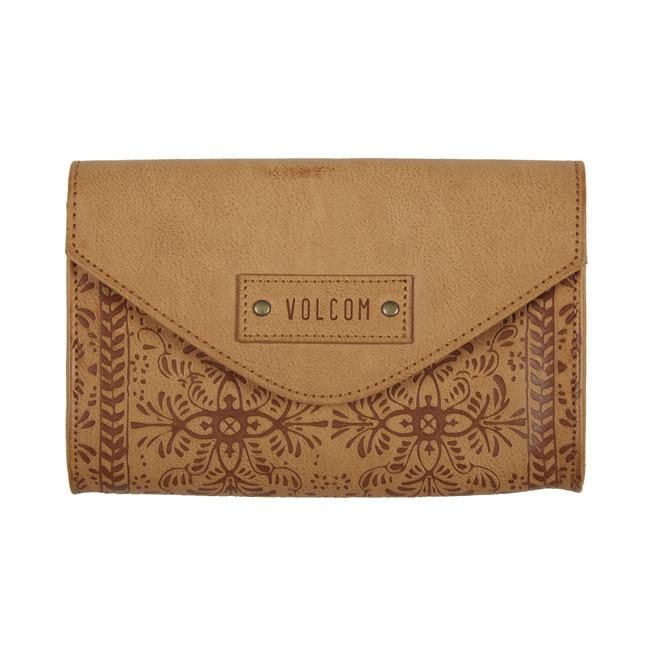 Peněženka Volcom Dezert Mist Wallet vintage brown