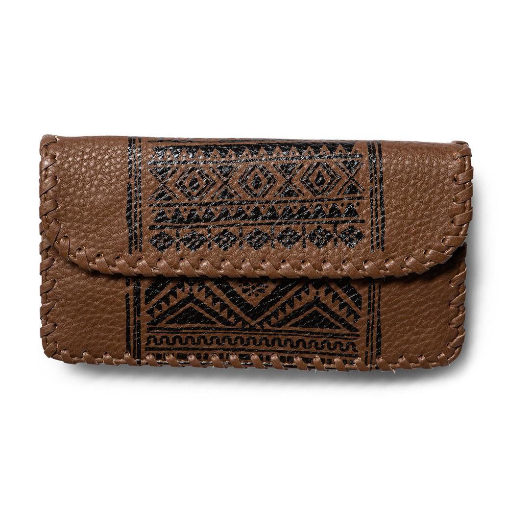 Peněženka Volcom Vaquera brown