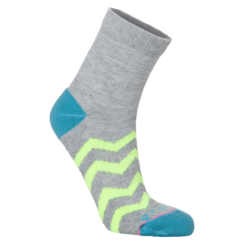Ponožky Gravity Harmony lime/grey