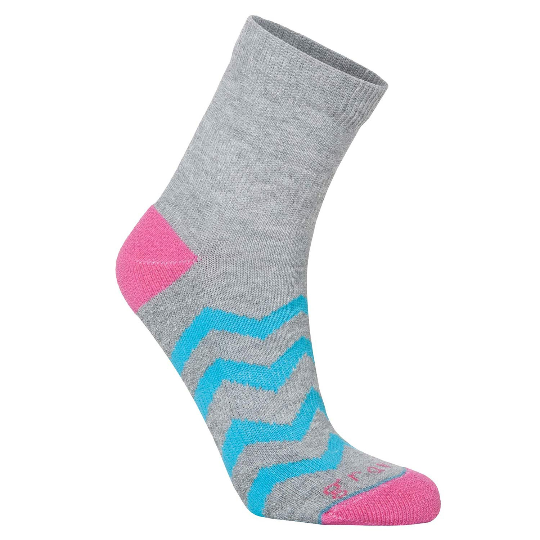 Ponožky Gravity Harmony teal/grey