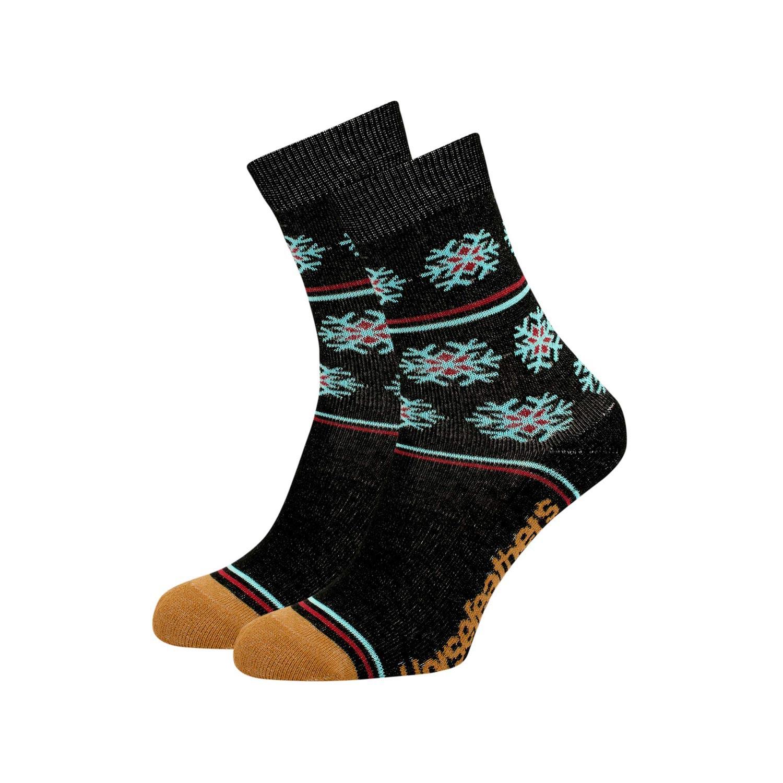 Ponožky Horsefeathers Grimm black