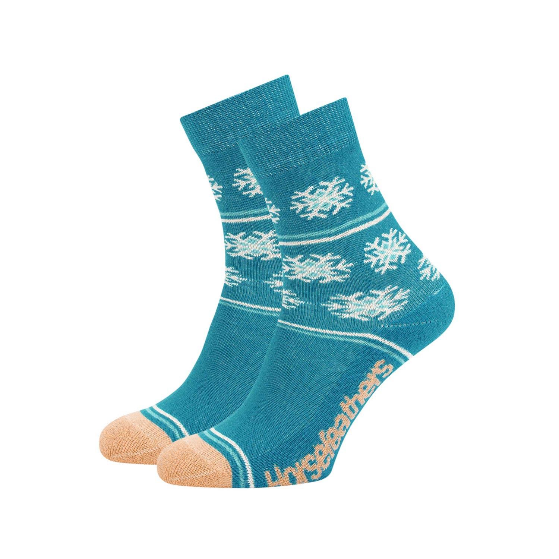 Ponožky Horsefeathers Grimm blue