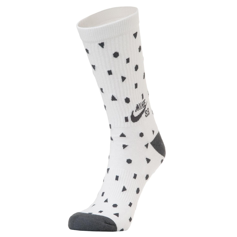 Ponožky Nike SB Berlin Graphic Crew white/anthracite