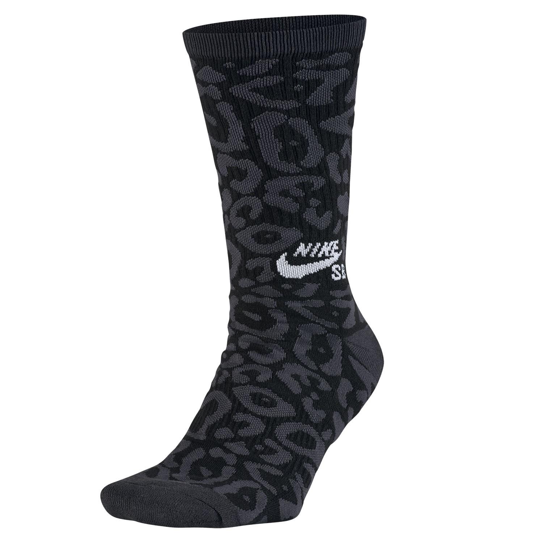 Ponožky Nike SB Jaquar Graphic Crew black/anthracite/white