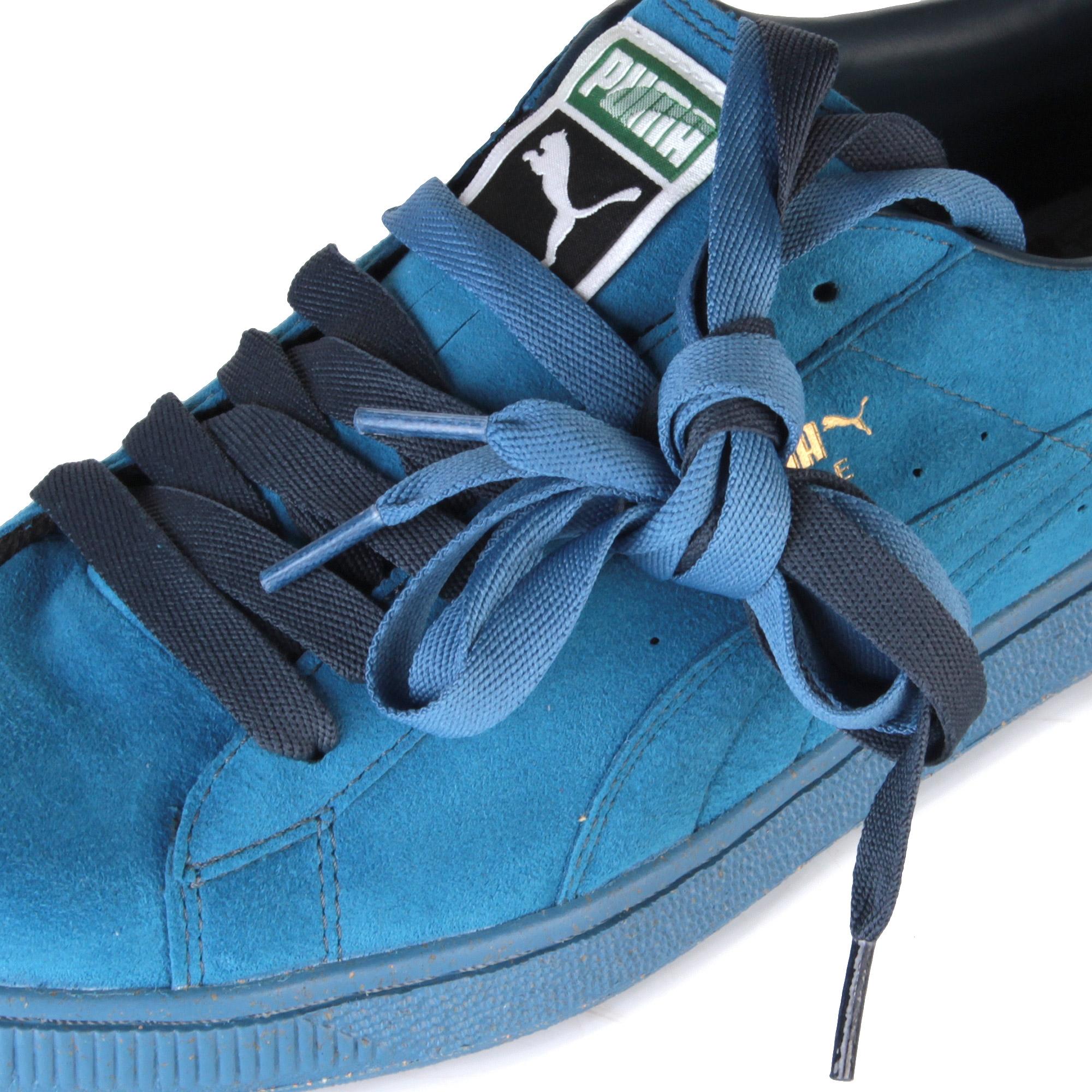 408d3906f29 Puma Re-Suede vallarta blue midnight navy