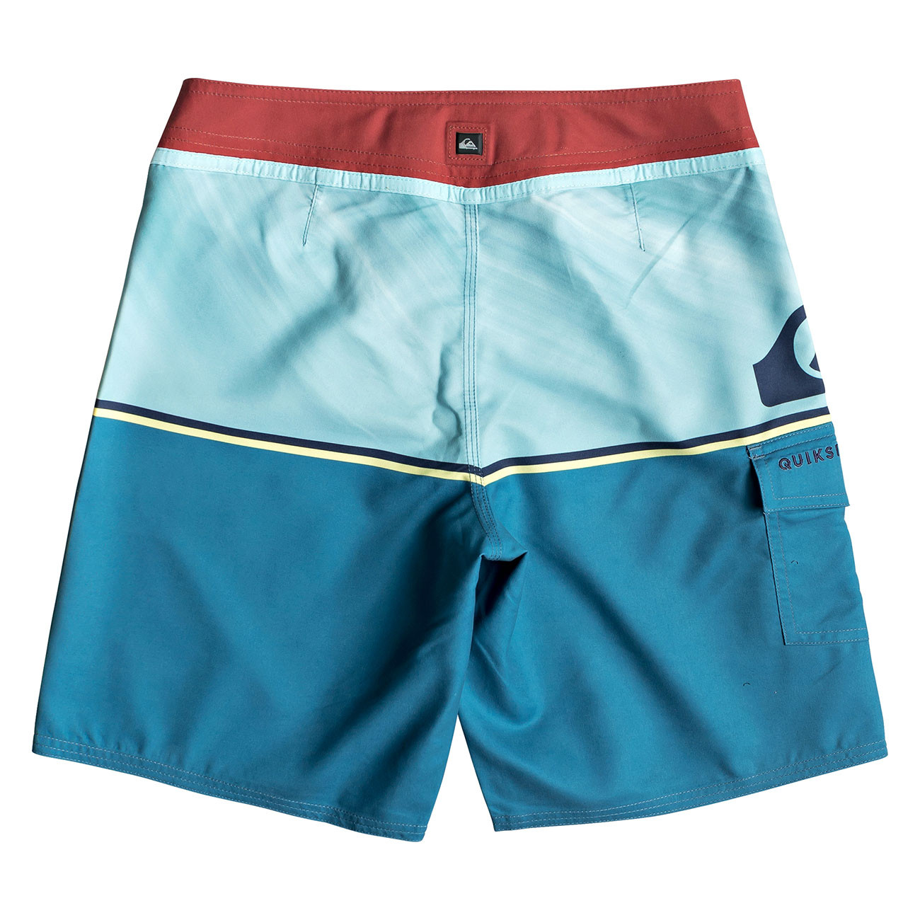 Boardshortky Quiksilver Everyday Divison Youth 16