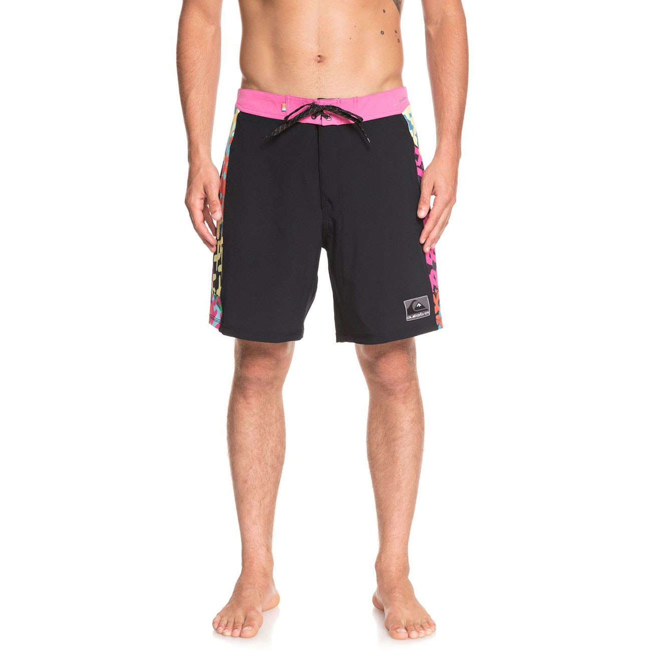 Boardshortky Quiksilver Highline Arch Pop 18