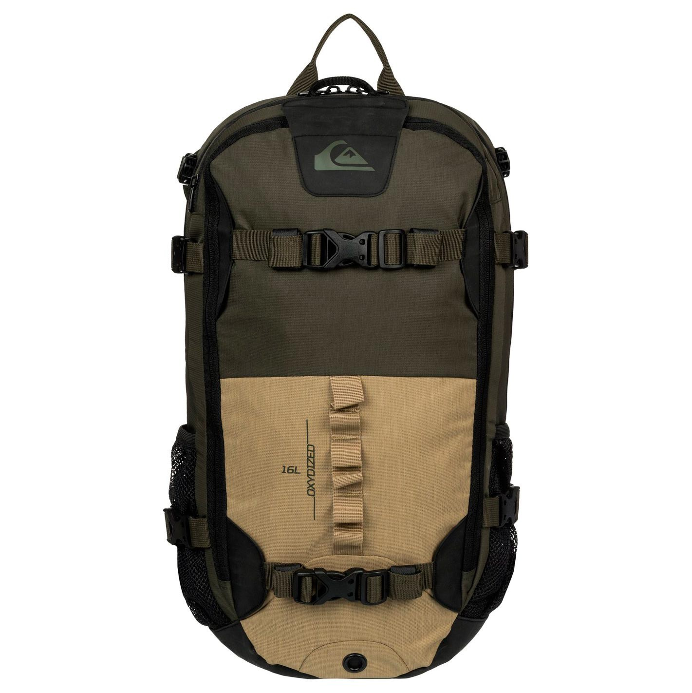 f3c602f286 Snowboard backpack Quiksilver Oxydized Tailored forest night ...