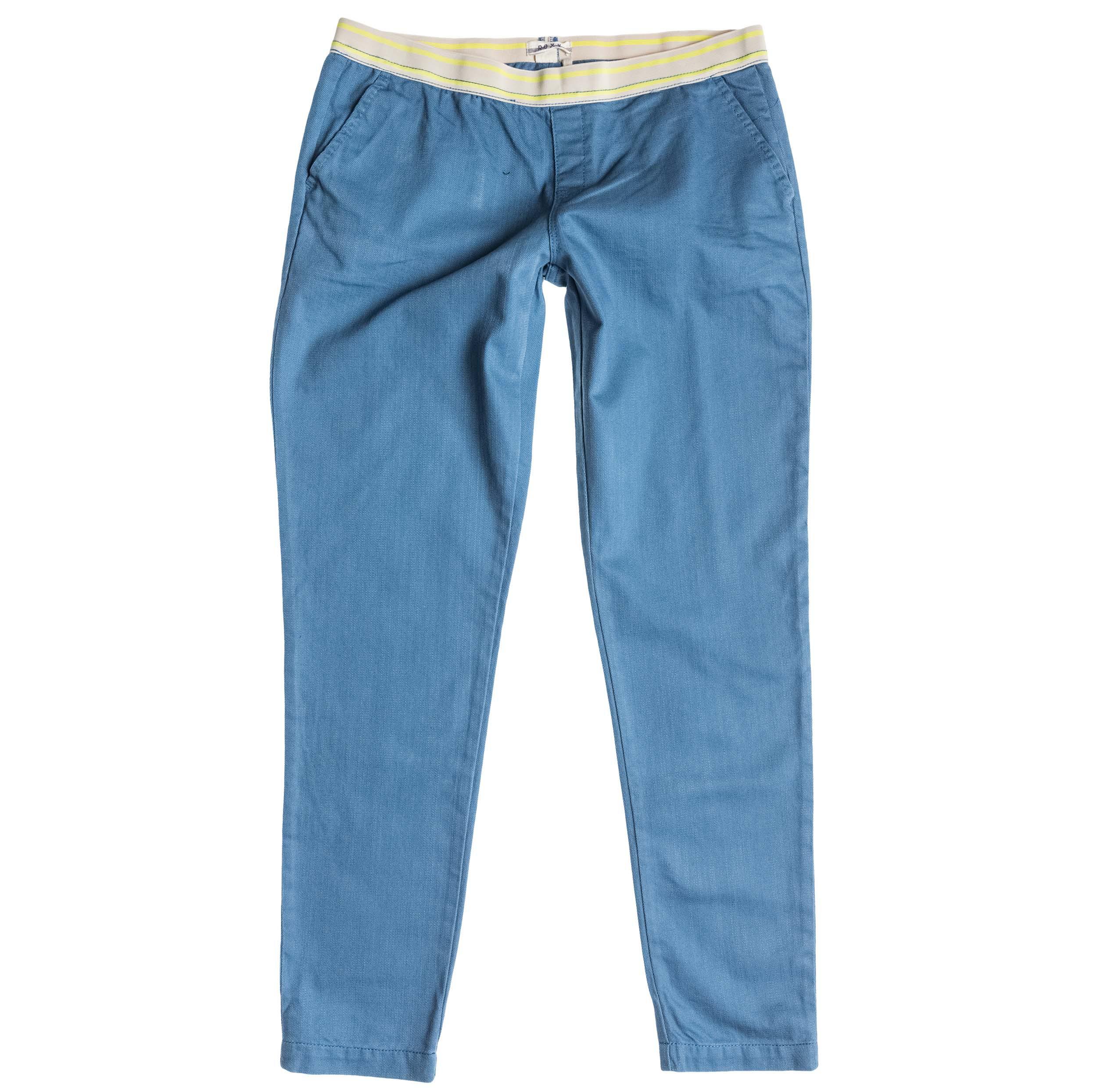 Kalhoty Roxy Bellerose copen blue vel.S 15 + doručení do 24 hodin