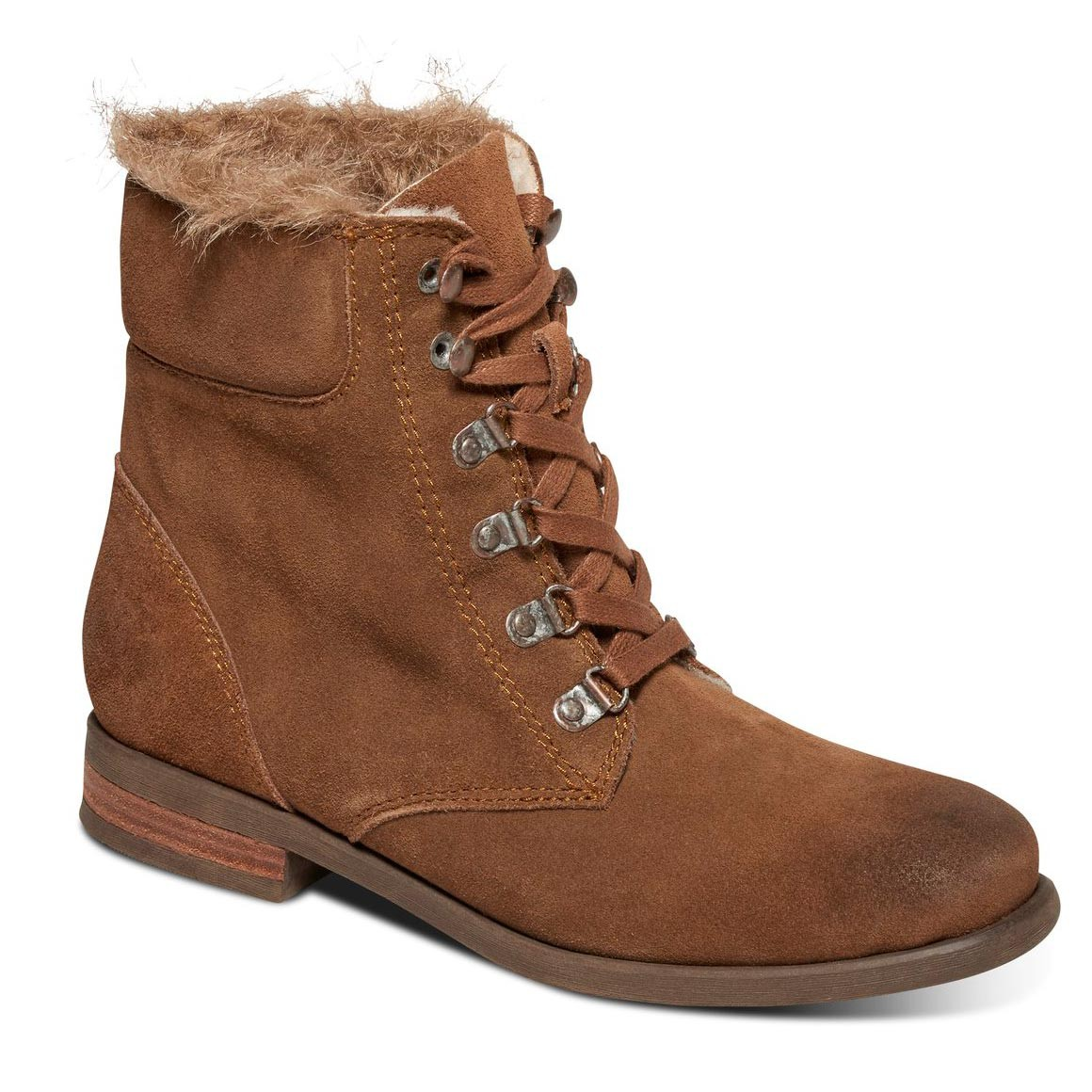 Zimní boty Roxy Bromley tan