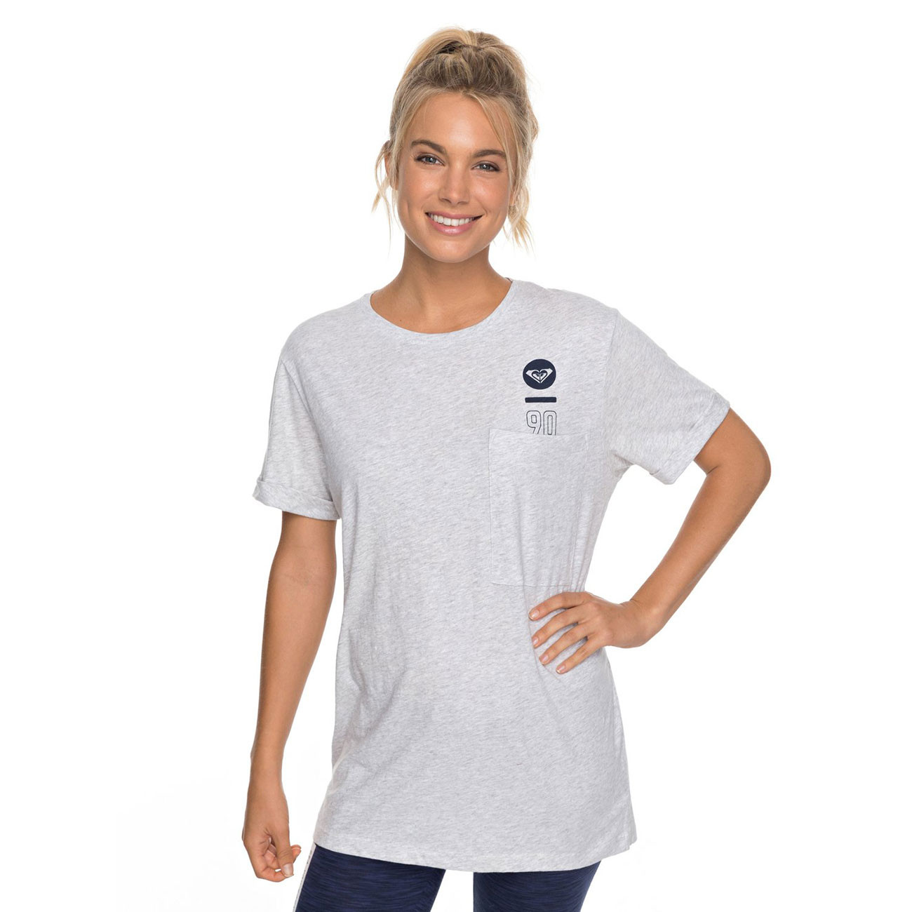 Fitness Roxy Challenge You A heritage heather