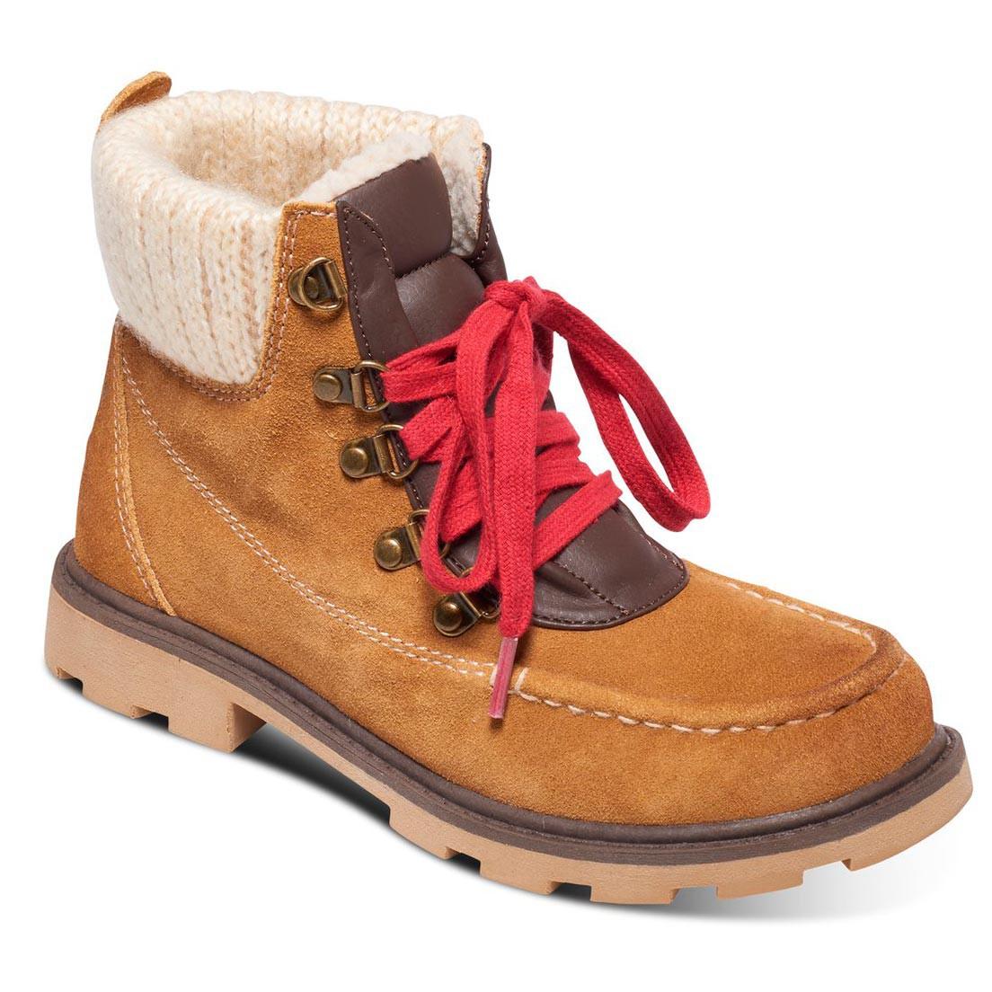 Zimní boty Roxy Creston tan