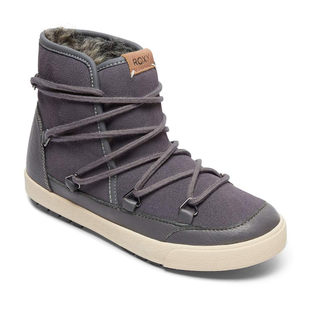 Zimní boty Roxy Darwin charcoal