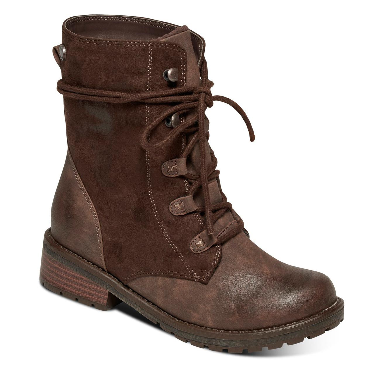 Zimní boty Roxy Dolores chocolate