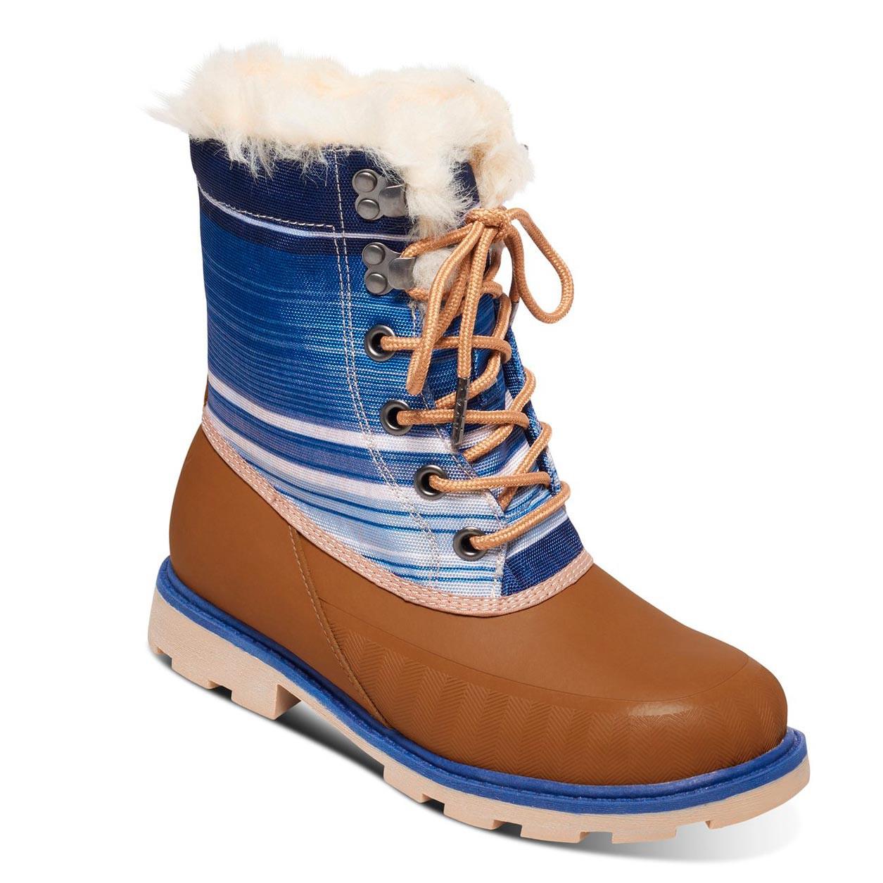 Zimní boty Roxy Himalaya blue surf vel.4 (37) 16 + doručení do 24 hodin