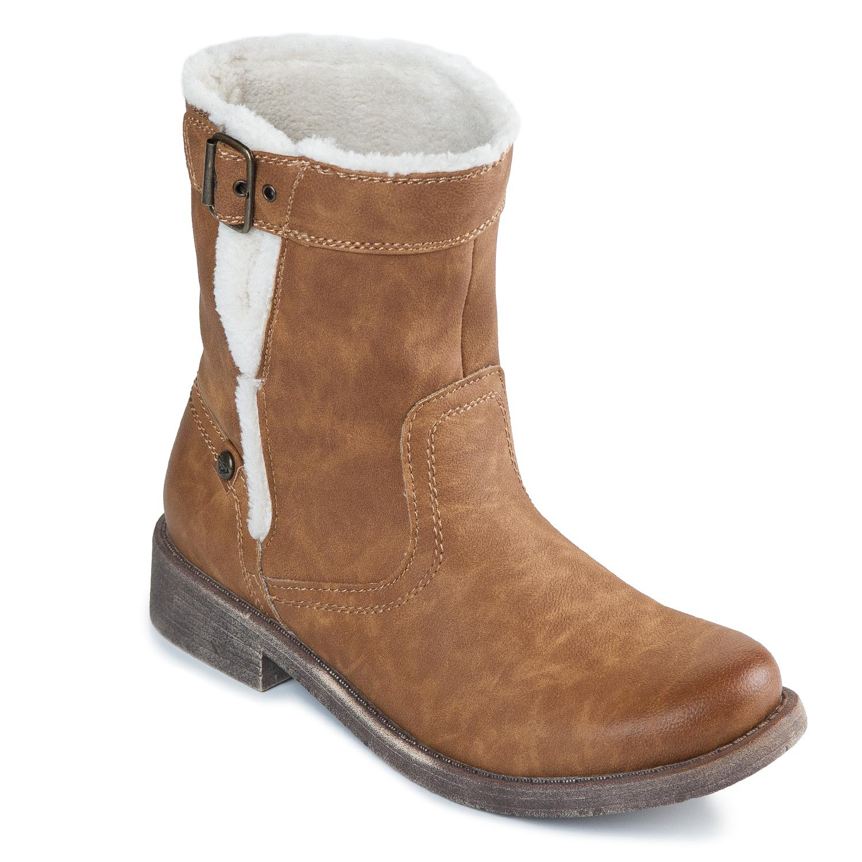 Zimní boty Roxy Northward tan