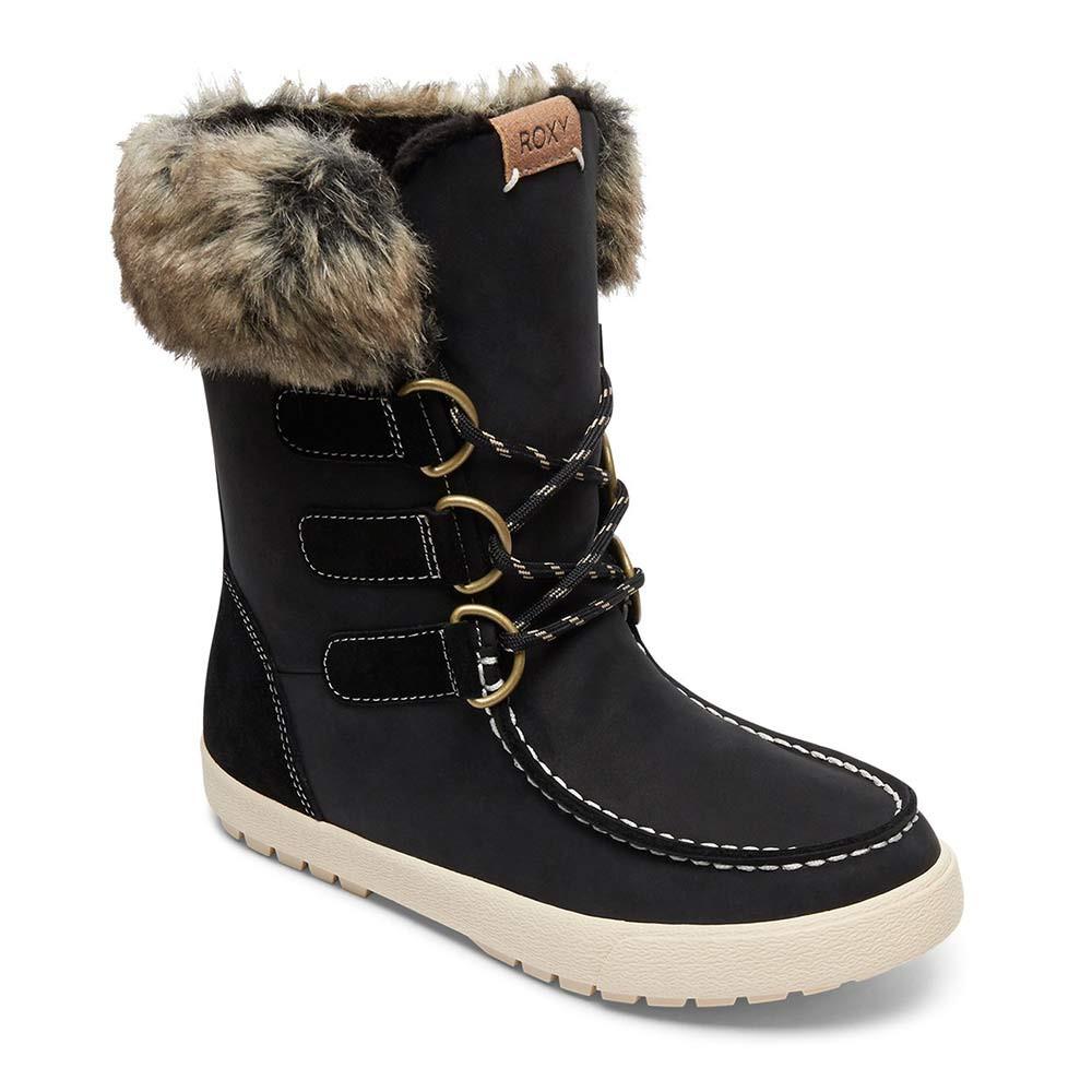 Zimní boty Roxy Rainier black