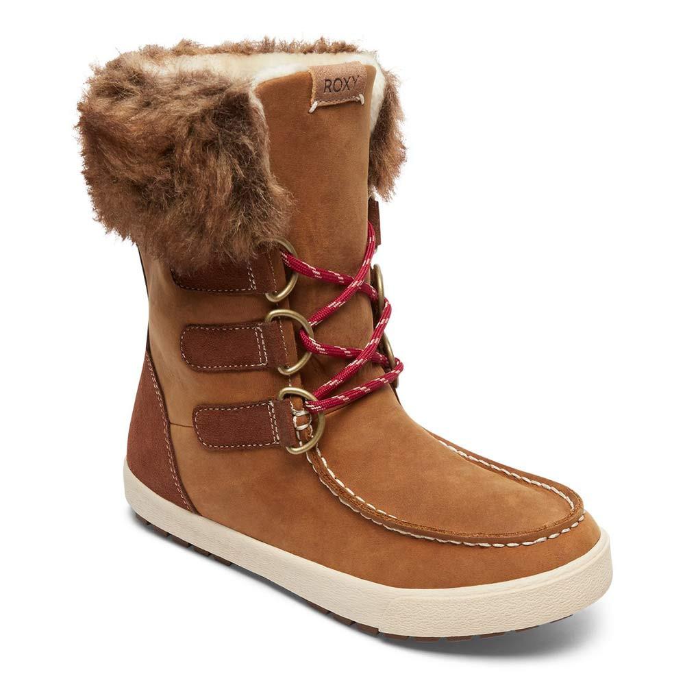 Zimní boty Roxy Rainier brown